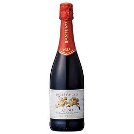 サンテロ 天使のロッソ 750ml [MT/イタリア/ピエモンテ/スパークリングワイン/甘口/650789]【母の日】