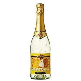 【1000円offクーポン配布中】【ポイントup中】リューデスハイマー ウ゛ァインケラライ ゴールドトラウム スパークリング ホワイト 750ml [MT/ドイツ//スパークリングワイン/辛口/650646]【gift】【キャッシュレス 還元】
