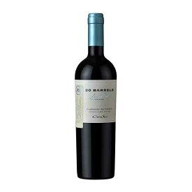 コノスル カベルネ 20バレル リミテッド エディション 750ml [SMI チリ 赤ワイン] 母の日 父の日 ギフト