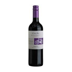 コノスル メルロー ヴァラエタル 750ml [SMI チリ 赤ワイン]