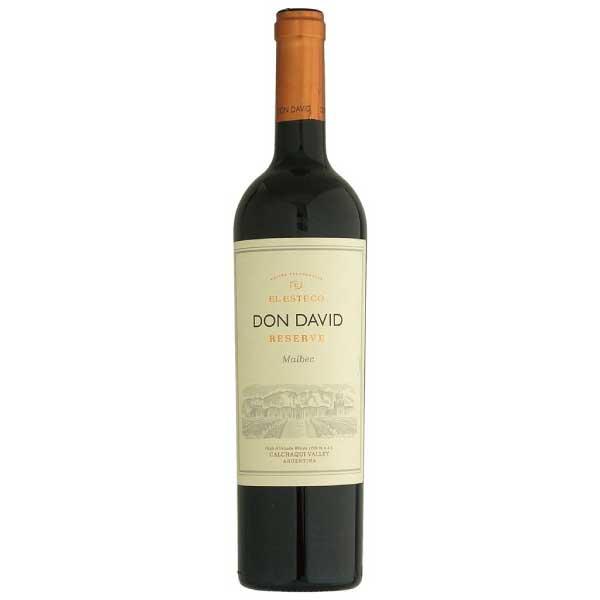 ドン ダビ マルベック レゼルバ 750ml [SMI/アルゼンチン/赤ワイン]