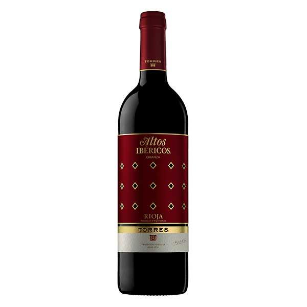 トーレス アルトス イベリコス クリアンサ 750ml [エノテカ/スペイン/赤ワイン/ナバーラ/リオハ]
