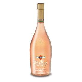 マルティーニ ベリーニ [瓶] 750ml x 6本 [ケース販売] 送料無料※(本州のみ) [イタリア/白/泡/微かな甘口/バカルディ]