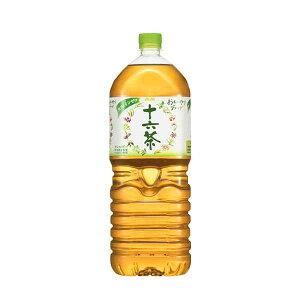 十六茶 [ペット] 2L 2000ml x 6本[ケース販売][アサヒ飲料/国産/お茶][2ケースまで同梱可能]