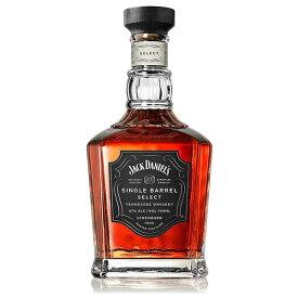 ジャックダニエル シングルバレル 750ml 正規品 (Jack Daniel's アメリカ ジャック) [アサヒ]【母の日】