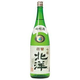 北洋 吟醸酒 1.8L 1800ml x 6本 [ケース販売] 送料無料※(本州のみ) [本江酒造/富山県/OKN]