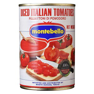 モンテベッロ ダイストマト [缶] 400g x 24個[ケース販売][モンテ イタリア トマト 002205]