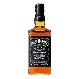 ジャックダニエル ブラック 40度 700ml x 12本 正規品 あす楽対応 [ケース販売] [Jack Daniel's][アサヒ アメリカ テネシー バーボン ウイスキー]