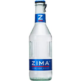 ZIMA ジーマ 瓶 275ml x 24本 送料無料※(本州のみ) あす楽 [ケース販売] [2ケースまで同梱可能][モルソンクアーズ]【母の日】