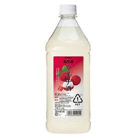 アサヒ 果実の酒 ライチ酒 1.8L 1800ml [アサヒ カクテルコンク] 送料無料(本州のみ)