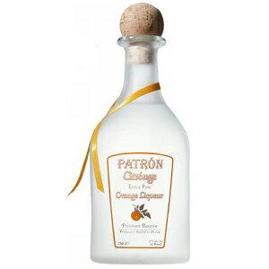 パトロン シトロンジ オレンジリキュール 750ml [バカルディ] 母の日 父の日 ギフト