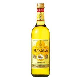 桂花陳酒 麗白 15度 [瓶] 500ml x 12本 [ケース販売]送料無料(本州のみ)[宝酒造 中華人民共和国]