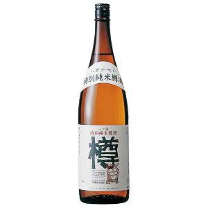 一ノ蔵 特別純米樽酒「樽」 1.8L 1800ml [一ノ蔵 宮城県 OKN] 母の日 父の日 ギフト
