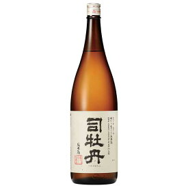 司牡丹 米から育てた純米酒 1.8L 1800ml [司牡丹酒造/高知県/OKN]