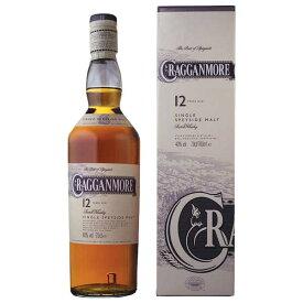 クラガンモア 12年 40度 700ml [イギリス ウイスキー MHD] 母の日 父の日 ギフト