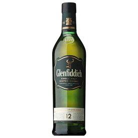 グレンフィディック 12年 スペシャルリザーブ 40度 [瓶] 700ml[ウイスキー 40度 イギリス サントリー]
