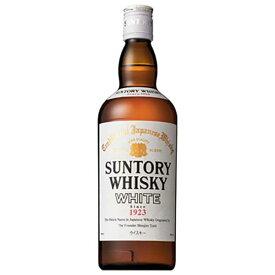 サントリー ホワイト 40度 [瓶] 640ml x 12本[ケース販売][ウイスキー/40度/日本/サントリー]【母の日】