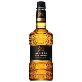 アルバータ プレミアム 40度 [瓶] 750ml x 12本[ケース販売][ウイスキー/40度/カナダ/サントリー]