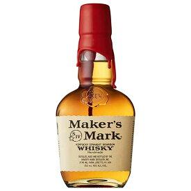 メーカーズマーク 45度 [瓶] 350ml x 12本[ケース販売] 送料無料※(本州のみ)[ウイスキー/45度/アメリカ/サントリー]【母の日】