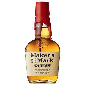 メーカーズマーク 45度 [瓶] 350ml[ウイスキー/45度/アメリカ/サントリー]