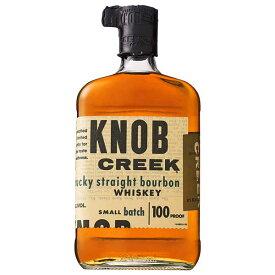 ノブ クリーク 50度 [瓶] 750ml x 6本[ケース販売][ウイスキー/50度/アメリカ/サントリー]【母の日】