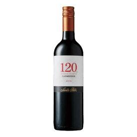 120(シェント ベインテ)カルメネール 750ml [チリ/赤ワイン] 送料無料※(本州のみ) [サッポロ]