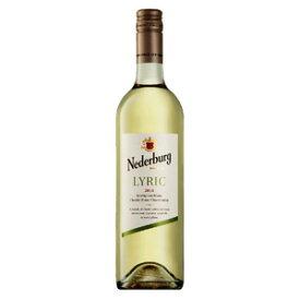 【限定割引クーポン配布中】ディステル ネダバーグ リリック 750ml [南アフリカ/白ワイン/サッポロ]