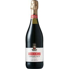 キアリ ランブルスコ ロッソ 750ml あす楽対応 [サッポロ/イタリア/エミーリア/スパークリングワイン/G430]
