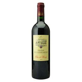 ジャック&マルティーヌ ロデシャトー ブリュルセカイユ 750ml 2011 [稲葉/フランス/ボルドー/赤ワイン/FB788]