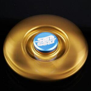 【在庫あり即納】【動画でわかる品質の差】ハンドスピナー(フィジェットスピナー)真鍮削り出しモデル(HandSpinner)FS05ヘヴィトルクバー
