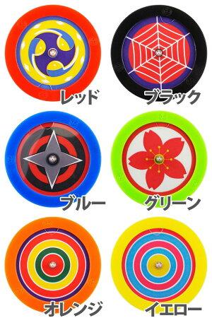 日本こままわし協会認定独楽【ツバメ】1個単位で購入できます!-全6色-