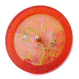 日本こままわし協会認定こま ヒバリLED / SPINGEAR Original Japanese Top HIBARI LED