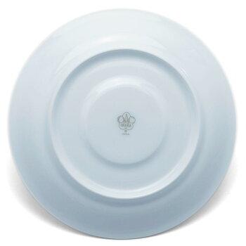 磁器:トワエモアブルーコーヒー碗皿・大倉陶園《コーヒーカップ・皿セット・140ml》