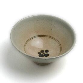伊賀焼:梅飯碗・小・土楽《飯碗・ご飯茶碗・12.8cm》
