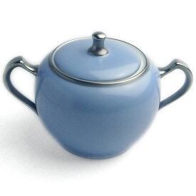 トワエモア ブルー シュガーポット・大倉陶園
