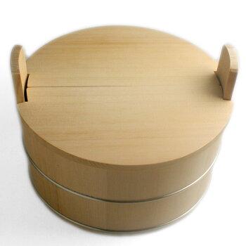 六寸八分角付湯豆腐桶・中川清司