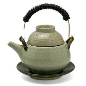 《予約販売》灰釉土瓶蒸・杉本寿樹《土瓶蒸:300ml》