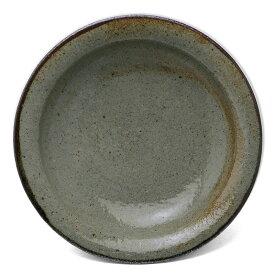 唐津焼:皮くじら五寸五分皿・中村恵子《小皿・5.5寸・16.0cm》