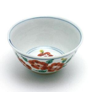 桜はんなり・・・。色絵桜文小碗・正木春蔵