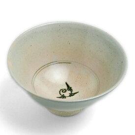 伊賀焼:鳥飯碗・土楽《飯碗・ご飯茶碗・14.0cm》