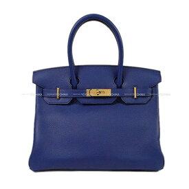 【増税前のお買い物★】HERMES エルメス ハンドバッグ バーキン30 ブルーアンクル(ブルーインク) トリヨンノヴィーヨ ゴールド金具 新品 (HERMES handbag Birkin30 Blue encre Taurillon Novillo GHW[Brand new][Authentic])【あす楽対応】#yochika