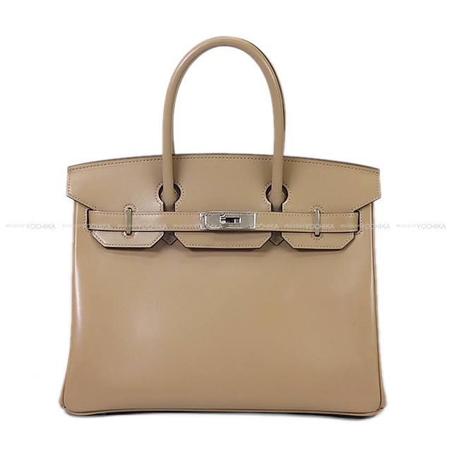【ご褒美に★】HERMES エルメス バーキン30 ハンドバッグ アルジル ヴォータデラクト ギロッシュ シルバー金具 新品未使用 (HERMES Handbags Birkin30 Argile Veau Tadelakt Guilloche SHW[Never Used][Authentic])【あす楽対応】#よちか