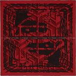 """【新作続々入荷中★】HERMESエルメスショールカレ140""""ImprimeurFouQuadricube""""ルージュXボルドーカシミヤ新品(Carre140Shawl""""ImprimeurFouQuadricube""""Rouge/BordeauxCashmere[Brandnew])【あす楽対応】#yochika"""
