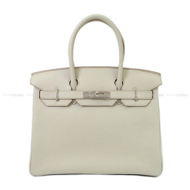 【ご褒美に★】HERMES エルメス ハンドバッグ バーキン30 ベトン トリヨンクレマンス シルバー金具 新品 (HERMES Handbags Birkin 30 Beton Taurillon Clemence SHW [Brand New][Authentic])【あす楽対応】#yochika