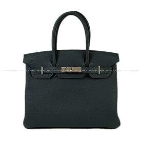 【値下げ!】HERMES エルメス ハンドバッグ バーキン30 ヴェールシプレ(サイプレス) トゴ シルバー金具 新品 (HERMES Handbags Birkin 30 Vert cypres Togo SHW[Brand New][Authentic])【あす楽対応】#よちか