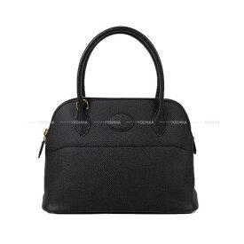 【 キャッシュレスポイント還元★】HERMES エルメス ショルダーバッグ ボリード27 黒(ブラック) エプソン ゴールド金具 新品 (HERMES Shoulder bag Bolide 27 Noir(Black) Epsom GHW[Brand New][Authentic])【あす楽対応】#よちか