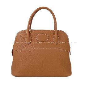 【 キャッシュレスポイント還元★】HERMES エルメス ハンドバッグ ボリード31 ゴールド トリヨン ゴールド金具 新品 (HERMES Handbag Bolide 31 Gold Taurillon Clemence GHW [Brand new][Authentic])【あす楽対応】#よちか