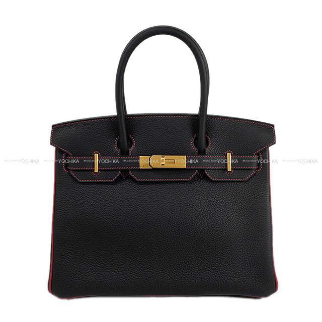 【冬のボーナスで!】HERMES エルメス ハンドバッグ バーキン30 スペシャルオーダー プロン/ルージュグレナ トゴ ゴールド金具 新品 (HERMES handbag Birkin 30 Personal Order Plomb/Rouge Grenat Togo GHW[Brand new][Authentic][HORSESHOE])【あす楽対応】#よちか