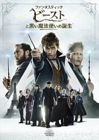 ファンタスティック・ビーストと黒い魔法使いの誕生 (DVD) 1000748428