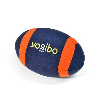 YogiboFootball/ヨギボーフットボール【ビーズクッションラグビーボールアメフトボール】【分納の場合有り】
